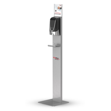 Dispenser Stand:Touch-Free Dispenser Stand, Stand Only (1
